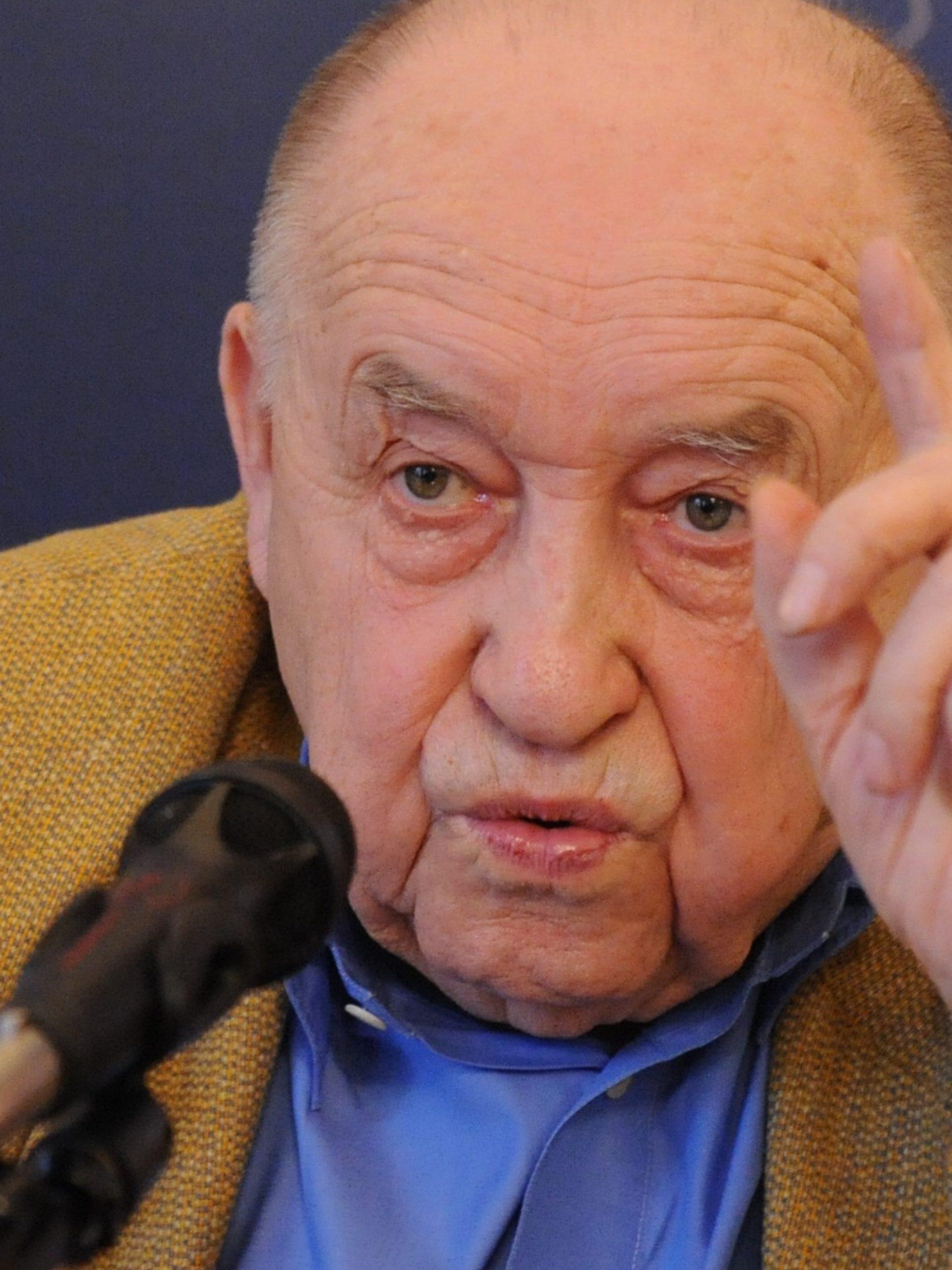 Prof. Bohdan Osadczuk - gość specjalny V Wschodniej Szkoły Zimowej, wykład inauguracyjny, 2008 r.