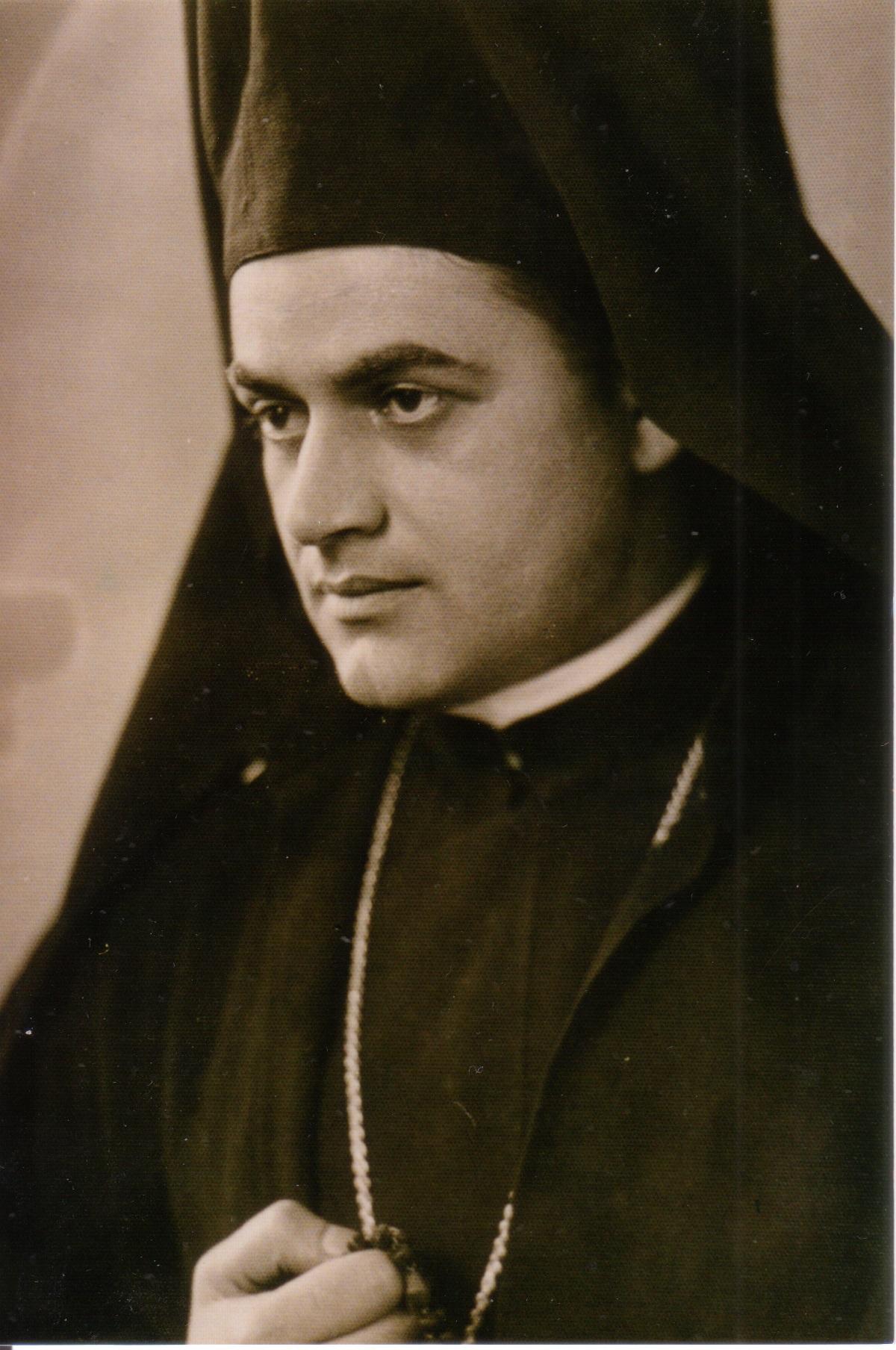 Św. Grzegorz Peradze (1899-1942)