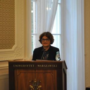 ambasador Urszula Doroszewska